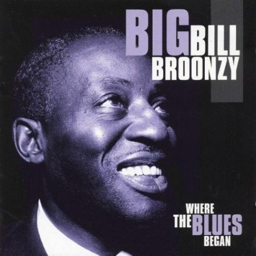 Big Bill Broonzy ( Биг Билли Брунзи )