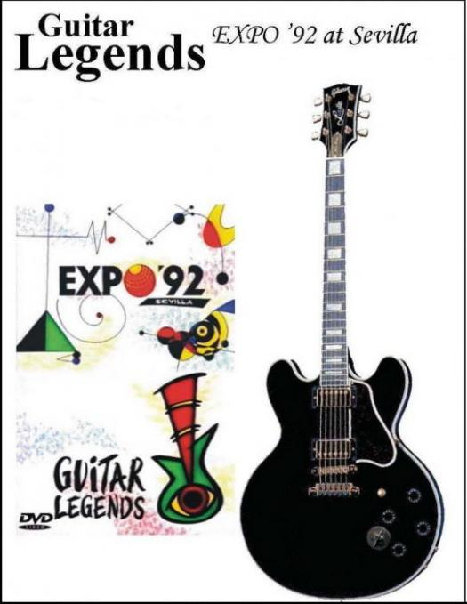Guitar Legends - Jazz Fusion Night - Expo '92 Sevilla